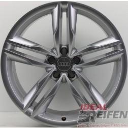 Original Audi A7 S7 A8 S8 4H 4G8601025AC 20 Zoll Alufelge 9x20 ET37 EF6167