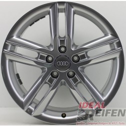1 Original Audi A6 S6 4G C7 18 Zoll 4G0601025Q Felge 8x18 ET39 Sline NEU EF314