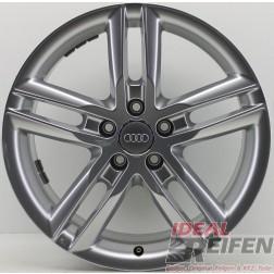 1 Original Audi A6 S6 4G C7 18 Zoll 4G0601025Q Alufelge 8x18 ET39 S-Line EF325