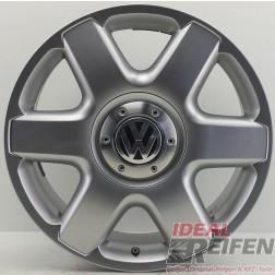 1 Original VW Touareg 7L FAT BOY Alufelge 7L6601025C Felge 8x18 ET57 EF514