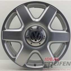 1 Original VW Touareg 7L FAT BOY Alufelge 7L6601025AA Felge 8x18 ET57 EF4465