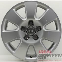 """Original Audi Q7 4L Facelift 4L0601025AF 7,5x18 ET53 Alufelge Felge EF670 """"neu"""""""