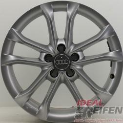 1 Original Audi Q3 8U 18 Zoll Sline Alufelge 8U0601025C 8U0601025R 7x18 ET43