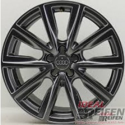 Original Audi A1 8X 17 Zoll Alufelgen 8X0601025C titan Felgen 7,5x17 ET36 TG-PR