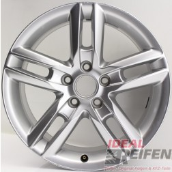 Original Audi A3 S3 8V 17 Zoll Alufelge 8V0601025BS 7,5x17 ET51 EF7588