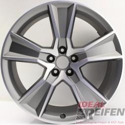 1 Original Audi Q7 4M Alufelge Felge 4M0601025R 9x20 ET31 20 Zoll Felge EF7590