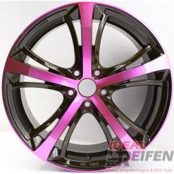 Oxigin 16 Sparrow Alufelge 8,5x19 ET47 5x112 KBA 48252 Pink Polish NEU