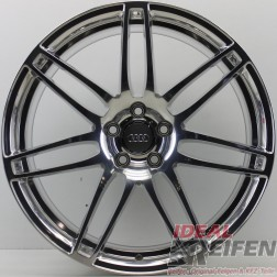 4 Original Audi A8 S8 F8 20 Zoll Alufelgen 9x20 ET37 S-Line Felgen 4HAA HV