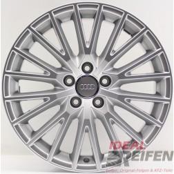 4 Original Audi TT TTS 8S 18 Zoll Alufelgen 8S0601025D 8,5x18 ET50 WIE NEU
