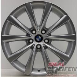 Original BMW 7er G11 G12 Alufelge 8x18 ET30 Felge 6867338 642 V-Speiche 5x112 LK