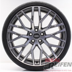 Original Audi R8 Plus 4S 20 Zoll Felgen Sommerräder 4S0601025 8,5x20 11x20 poliert
