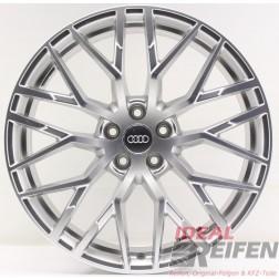 4 Original Audi R8 PLUS 4S 20 Zoll Alufelgen 4S0601025 8,5x20 ET42 11x20 ET47 S