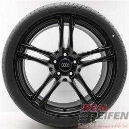 4 Original Audi R8 V8 8,5x19 10,5x19 235/35 295/30 Sommerräder Sommersatz SG