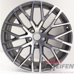 Original Audi R8 PLUS 4S 20 Zoll Alufelge 8,5x20 ET42 Anthrazit poliert /1