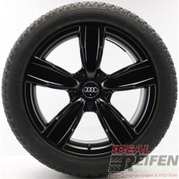 4 Original Audi A4 Allroad 8K B8 Winterräder 8K0601025BM 8x18 ET26 SSM A108