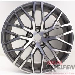 Original Audi R8 PLUS 4S 20 Zoll Alufelge 8,5x20 ET42 Anthrazit poliert /2