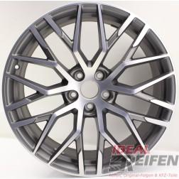 Original Audi R8 PLUS 4S 20 Zoll Alufelge 8,5x20 ET42 Anthrazit poliert /4
