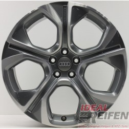 Original Audi A1 8X 8X0071498 4EE Alufelge S-Line DEMO 7,5x18 ET39,5 EF101