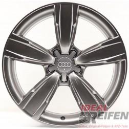 4 Original Audi A4 8K B8 Allroad 18 Zoll Alufelgen 8K0601025BM 8x18 ET26 TG