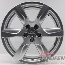 1 Original Audi R8 420601025 8,5x18 ET42 18 Zoll Alufelge EF5930