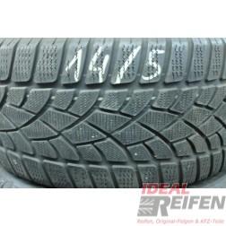 2 Dunlop Winter Sport 3D AO 265/40 R20 104V DOT2014 4,5-5.0mm Winterreifen