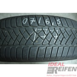 Dunlop Winter Grandtrek MZ 245/45 R18 107H DOT2007 6,5mm Winterreifen