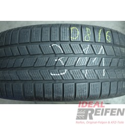 1 Pirelli Scorpion Ice + Snow 255/45 R20 105V 255 45 20 DOT2008 6,0mm WInterreifen