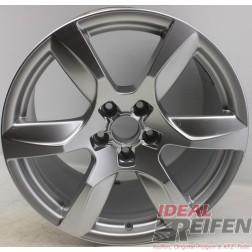 4 Original Audi Alufelgen 420601025D 10,5x18 ET55 Felgen Traglast 565 KG 31834