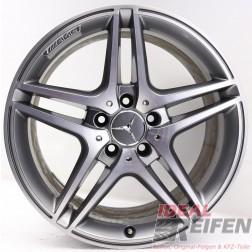 Original Mercedes C63 AMG W204 18 Zoll Felge A2044019502 9x18 ET54 EF7999