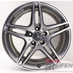 Original Mercedes C63 AMG W204 18 Zoll Felge A2044019402 8x18 ET45 EF8001