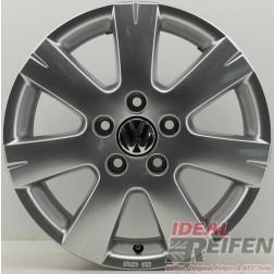 1 Original VW Touran 1T 1T4071495666 Alufelge 6,5x16 ET50 Felge EF423