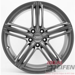 4 Original Audi RS6 C6 4F0601025BR 4F0601025CS 9,5x20 ET36 Segment TM