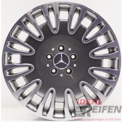 Original Mercedes Benz S-Klasse W222 19 Zoll Felge A2224010402 9,5x19 ET43,5 /5