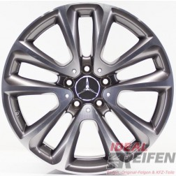 Original Mercedes Benz E-Klasse W213 18 Zoll Alufelge A2134010400 9x18 ET53 /4