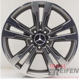 Original Mercedes Benz E-Klasse W212 18 Zoll Alufelge A2124015702 8,5x18 ET48