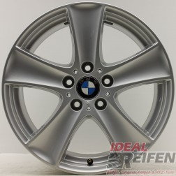 4 Original BMW X5 E70 Alufelgen Styling  209 8,5x18 ET46 6770200 5 Stern 33077