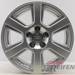 4 Original Audi Q5 8R 17 Zoll Einzelfelge 8R0601025 8x17 ET39 wie neu 31957