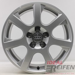 4 Original Audi Q5 8R 17 Zoll Alufelgen 8R0601025E 7x17 ET37 Felgen 31970