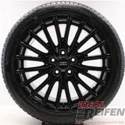 Original Audi TT TTS 8S 18 Zoll Winterräder 8S0601025D 8,5x18 ET50 Hankook SSM