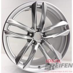 Original Audi RS6 C7 4G Alufelge 4G0601025CE 4G0601025CG 9,5x21 ET25 EF7806