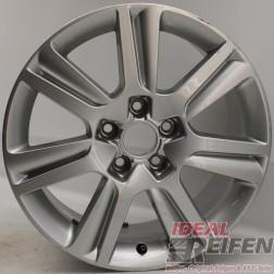 1 Original Audi A4 8K B8 17 Zoll Alufelge 8K0601025B 7,5x17 ET45 EF5341