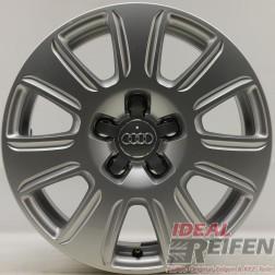 4 Original Audi Q3 8U 16 Zoll Alufelgen 8U0601025Q 6,5x16 ET33 Felgen
