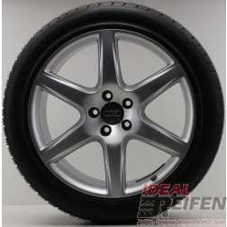 Original Audi PAX Wheels with Michelin Winter includes tire presure monitoring*
