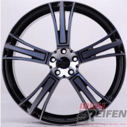 Maserati Levante Mansory 22 Zoll Alufelgen VA:9Jx22ET38 HA:10,5Jx22ET22 SG NEU