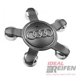Original Audi Q5 8R Nabendeckel 8R0601165 SM Alufelgen Cap cover new neu SM