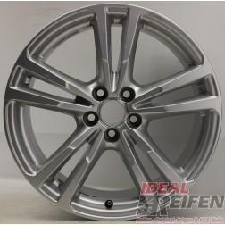 Original Audi A1 8X 17 Zoll Alufelge 8X0601025BR 7,5x17 ET34 Felge EF5394