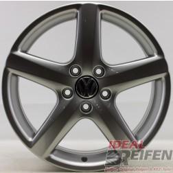 1 Original VW Golf 1K 5 5K 6 V VI 17 Zoll Avignon Felge 7x17 ET54 1K0601025AE 1