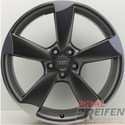4 Original Audi A7 S7 RS7 21 Zoll Rotor Alufelgen 4H0601025AT BA 9x21 ET35 TM