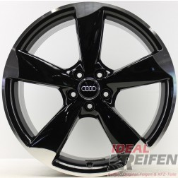 4 Original Audi A7 S7 RS7 21 Zoll Rotor Alufelgen 4H0601025AT BA 9x21 ET35 SG