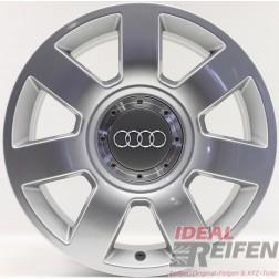 Original Audi A8 4E D3 17 Zoll Alufelge 4E0601025S 8x17 ET43 NEU NEW